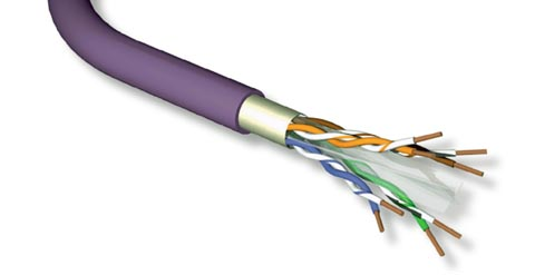 Cable Cat6Plus F/UTP en bobinas de 305 metros