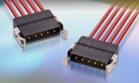 Conectores para aeronáutica y aplicaciones portátiles