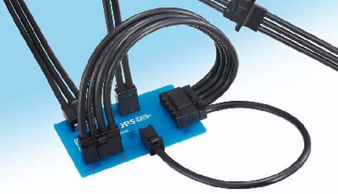 Conector board-to-wire miniaturizado