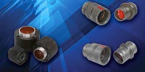 Conectores rugerizados para aplicaciones militares y aeroespaciales