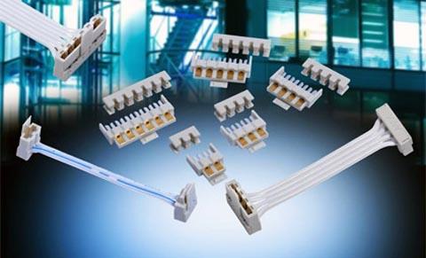 Conectores verticales placa a placa y cable a placa