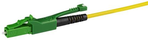 Conector LC-XD de elevada densidad de fibra