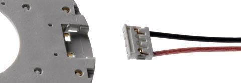 Tecnología de interconexión de plástico para matrices LED