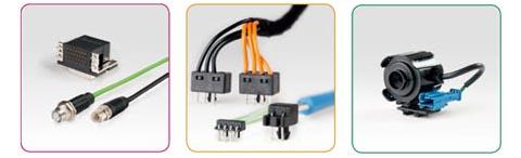 Cables de sensor de elevada temperatura para automoción