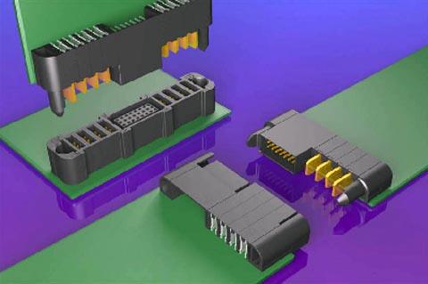 Sistema de interconexión PowerStrip de bajo perfil