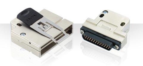 Conector miniatura ultraligero para aeronáutica