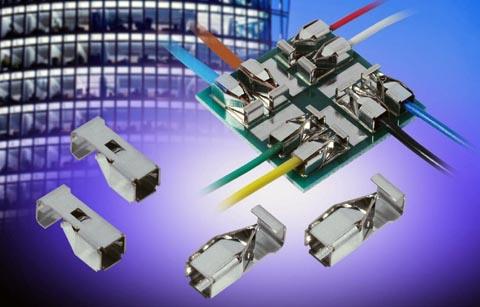 Sistema de contacto para aplicaciones industriales e iluminación