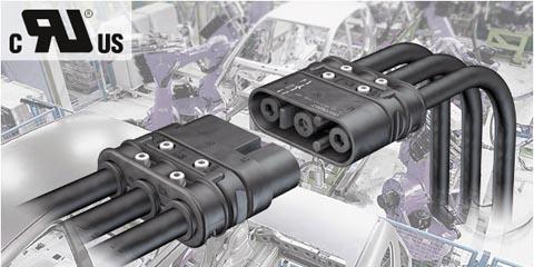 Conector de circuito primario para automoción