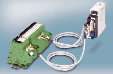 Sistema de cableado con 16 entradas y salidas digitales