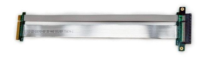 Interconexión para tarjetas PCIe
