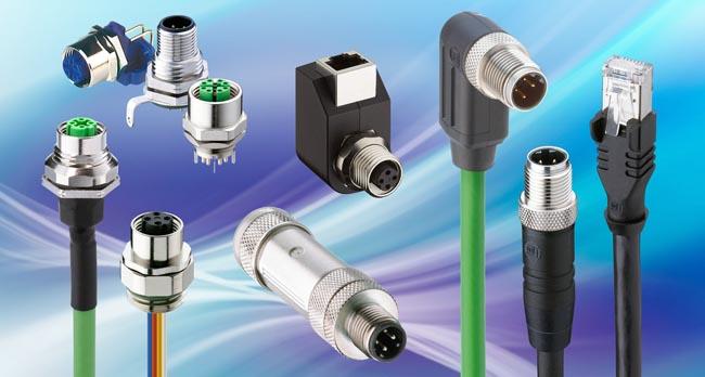 Conectores para todos los protocolos basados en Ethernet