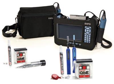 Kits de prueba de inspección de fibra avanzados