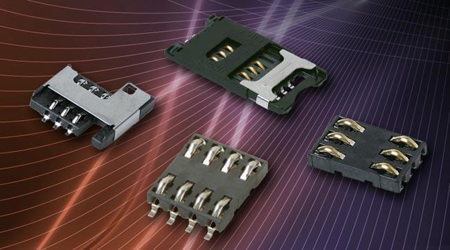 Conectores Smart Card para aplicaciones M2M