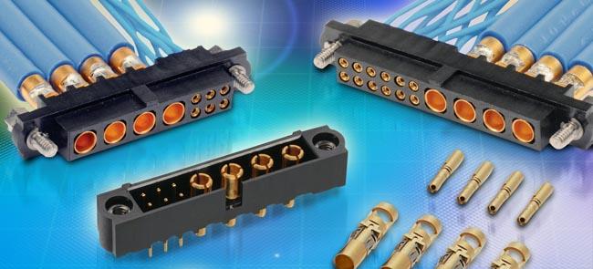 Conectores con tecnología mixta