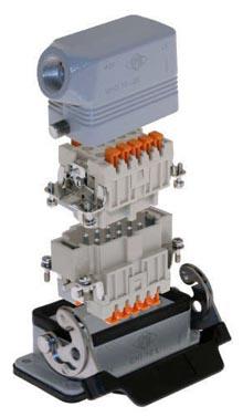 Kits de conectores multipolo
