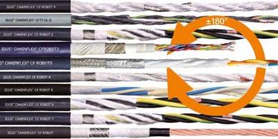 Cables de la familia CFROBOT