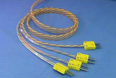 Cables y ensamblajes de termopar