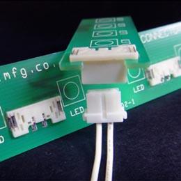 Conector SMT para iluminación LED