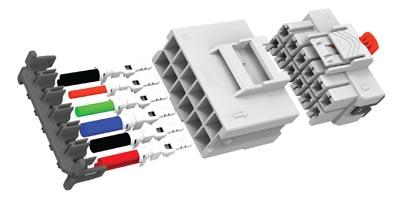 Sistema para conexiones de potencia
