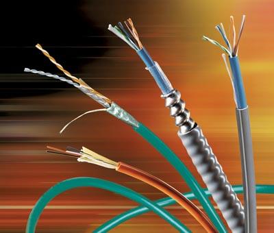 Cables industriales de Categoría 5e