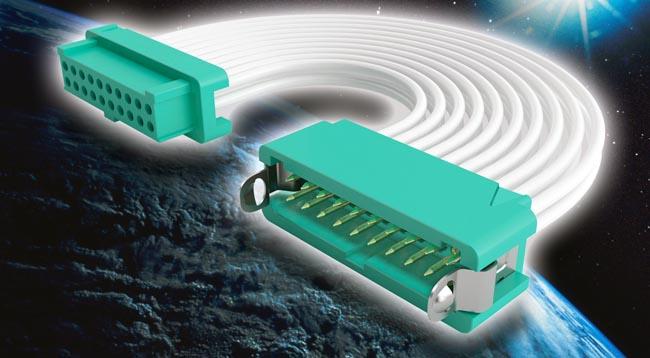 Conectores Gecko en satélites CubeSat