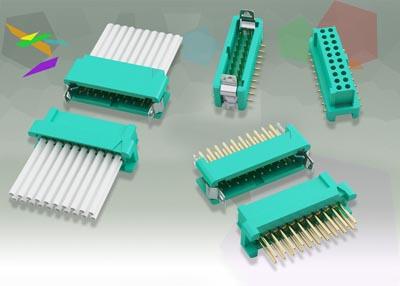 Conectores para aplicaciones con poco espacio