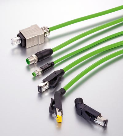 Gama de cables Ethernet