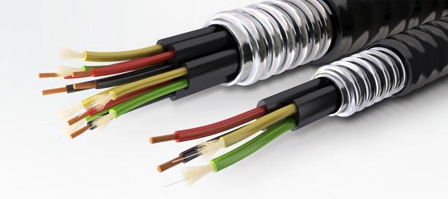 Cable alimentador híbrido