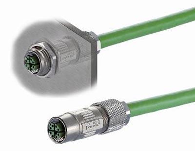 Conectores M12 para ensamblaje en campo