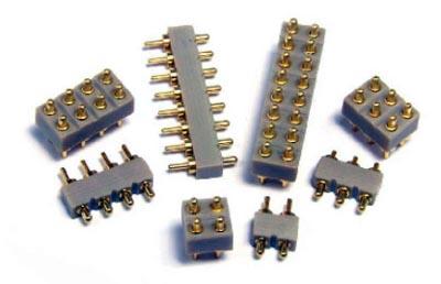 Conectores radiales de elevado rendimiento