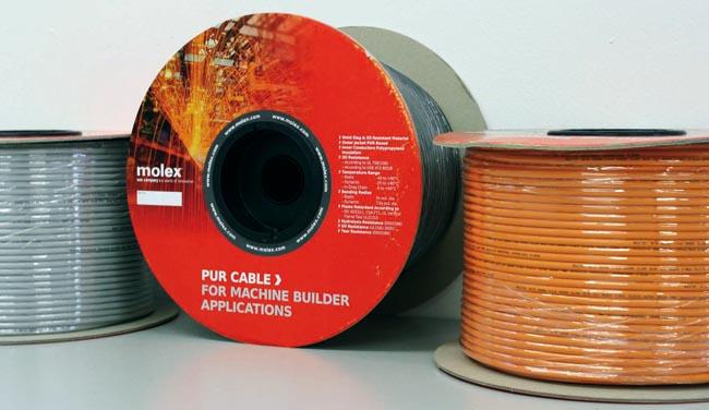 Cable resistente a soldadura y a aceite