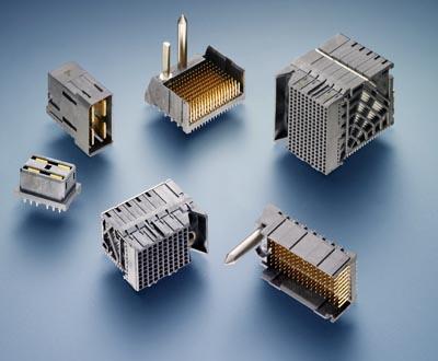 Conector escalable a 25 Gbps