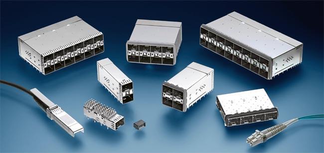Interconexión monocanal a 28 Gbps