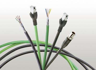 Cables y conectividad Ethernet industrial