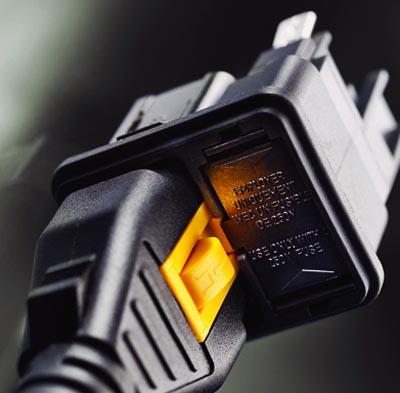Módulo de entrada compatible V-lock