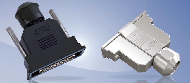 Protección para conectores SUB-D
