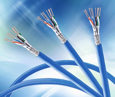 Cable de datos Ethernet Cat 7