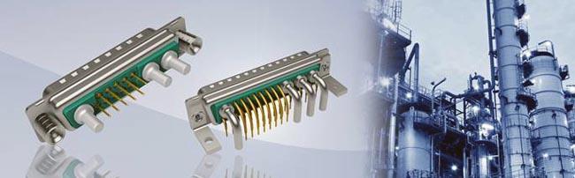 Conectores SUB-D versátiles