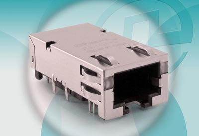 Módulo conector integrado RJ45 10GBASE-T