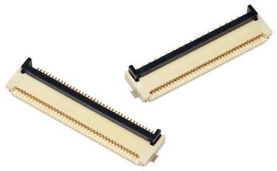 Conector giratorio de fácil inserción