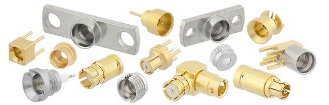 Conectores SMP y mini SMP