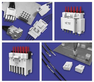 Conectores para cables incandescentes