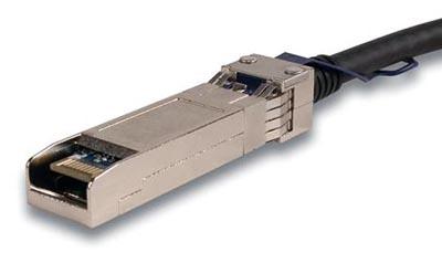 Conjuntos de cables para aplicaciones 10 GbE