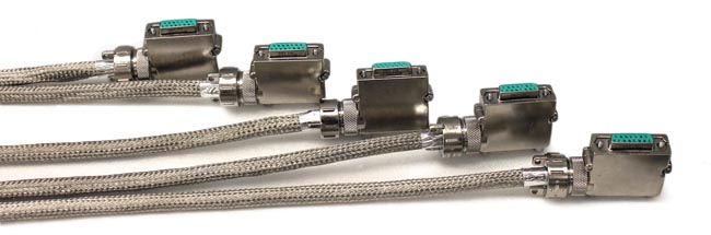 Cable multiconductor para satélites