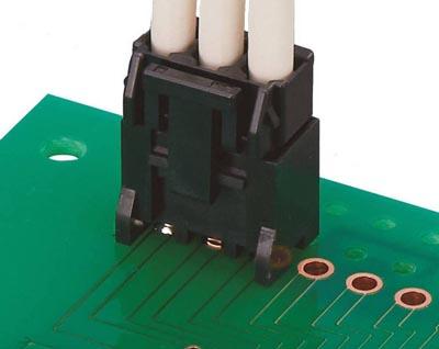 conector de cables a tarjeta