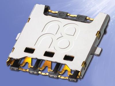 Nano conectores para SIM