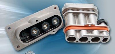 Conectores circulares para industria pesada