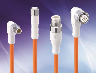 Cables pre conectados impermeables