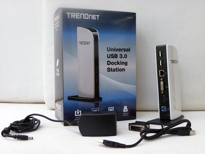 Docking station universal USB 3.0