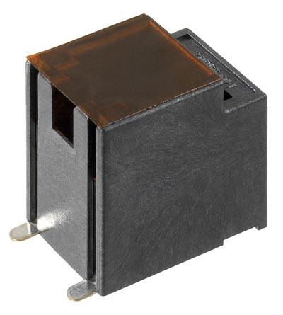 Conectores modulares verticales SMT